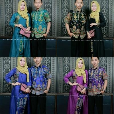 harga Sarimbit batik/ batik couple/ batik seragam /sarimbit dania baloteli Tokopedia.com