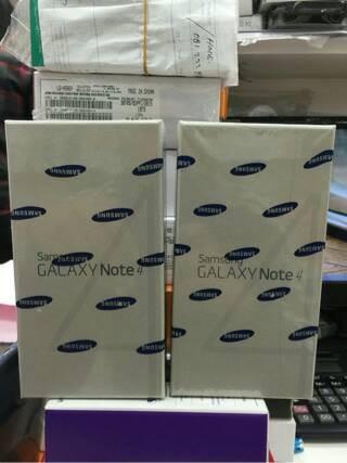 harga Samsung galaxy note 4 note4 sm-n910h garansi resmi 1 tahun putih white Tokopedia.com
