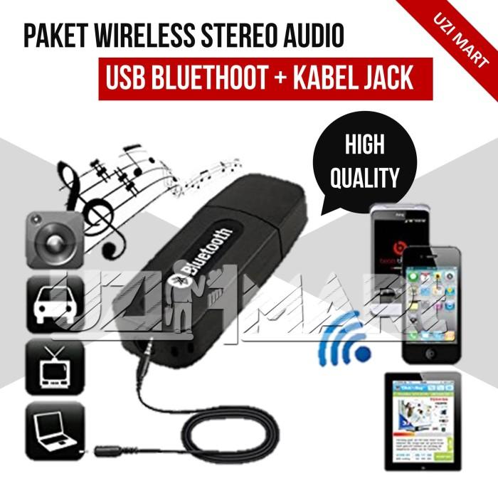 USB Bluetooth Audio Receiver untuk Musik ( HIGH QUALITY )