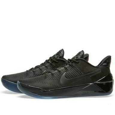 ... order sepatu basket casual nike kobe ad black and gum men murah  original 68238 15728 ac184a3f12