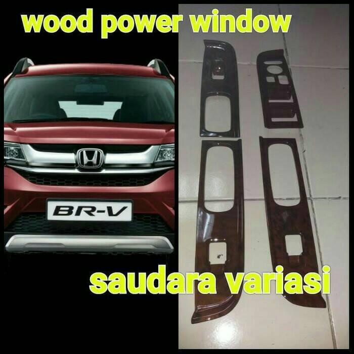 harga J/s/l panel wood motif kayu honda brv interior power window merk jsl Tokopedia.com