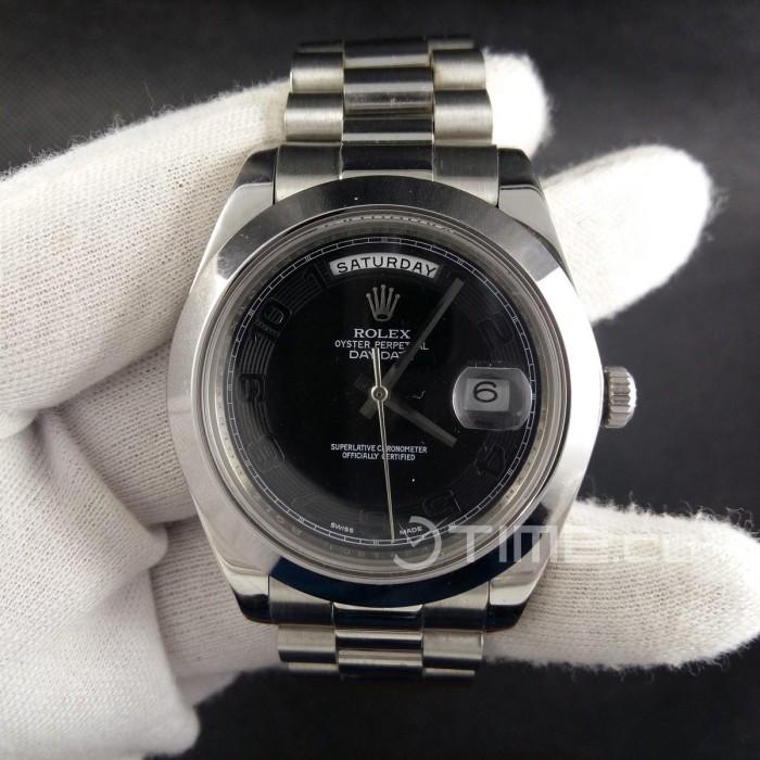 JAM TANGAN REPLIKA Rolex Day-Date II President Phantom MIROR COPY 1:1