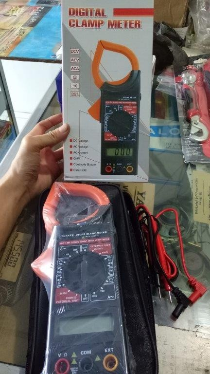 harga Digital clamp meter / tang amper digital / tang ampere digital Tokopedia.com