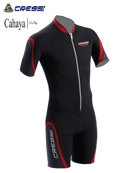 harga Cressi wetsuit / baju selam shorty playa 25 mm Tokopedia.com