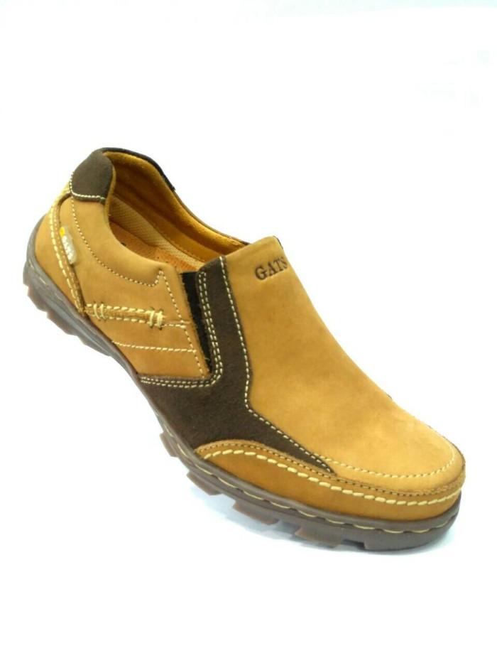 harga Sepatu kulit gats new to 2206 original Tokopedia.com