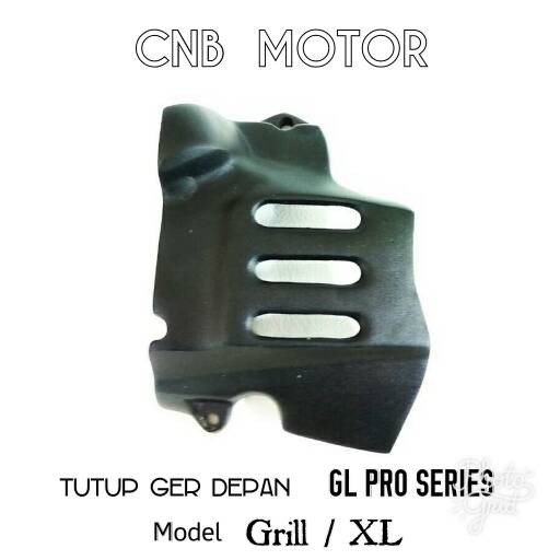 harga Tutup ger depan gl pro series model xl / grill hitam Tokopedia.com