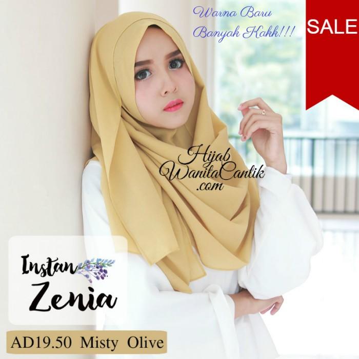 Parisku Hijab Pashmina Instant Katun Premium Amira Black . Source · Pashmina Instan .
