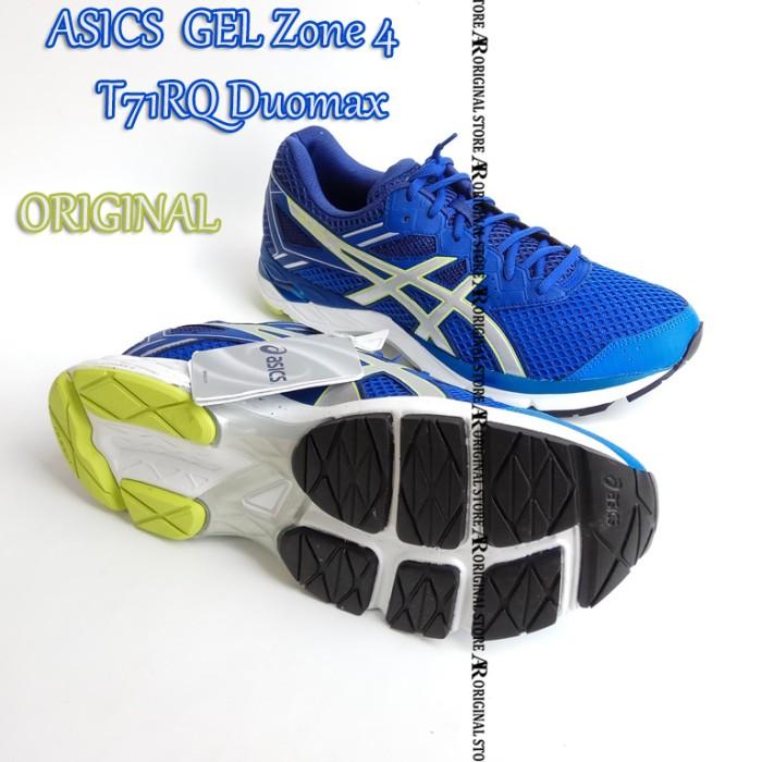 4 Duomax Mens Shoes Jual Gel Sepatu Zone Original Asics T71rq Aj345RL