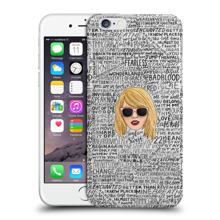 buy popular 65ac1 334fe Jual Taylor Swift Lyric Casing Handphone Custom Case Lengkap - DKI Jakarta  - Sande Market | Tokopedia