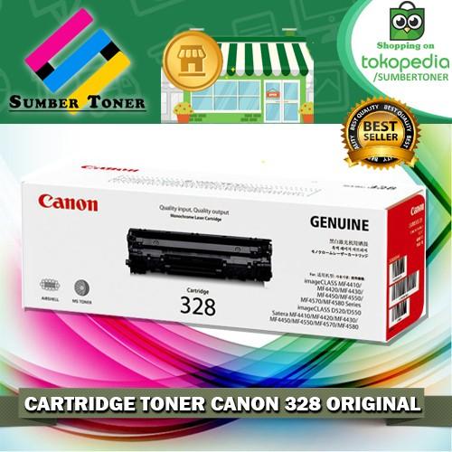 harga Cartridge toner canon 328 original Tokopedia.com