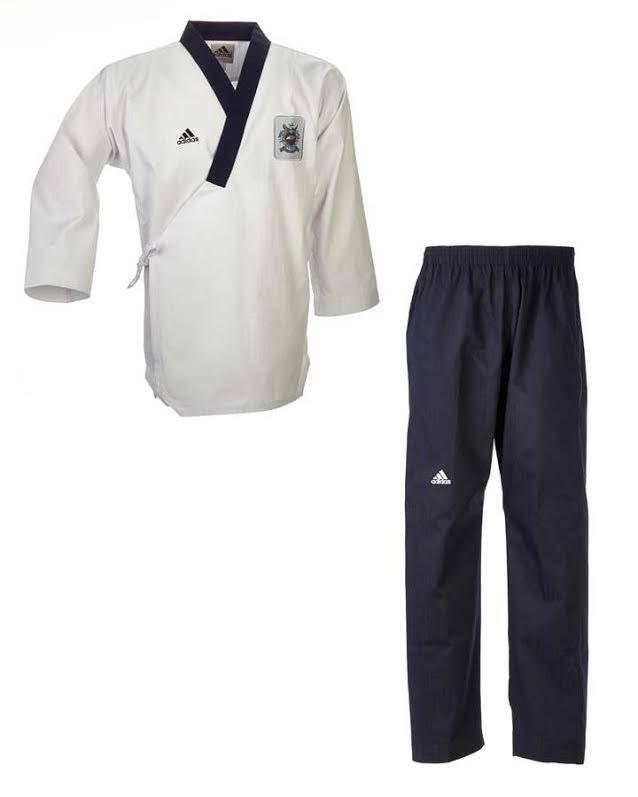Foto Produk Dobok Poomsae Adidas Male dari Adidas Martial Arts Shop