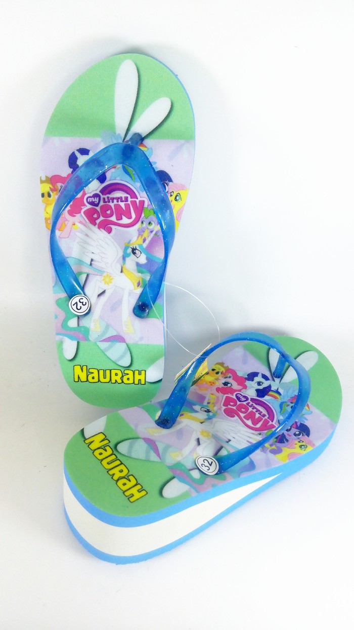 harga Wedges cantik my littlepony free nama Tokopedia.com