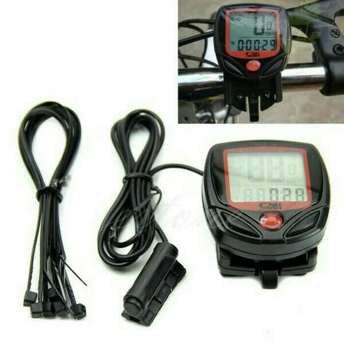 harga Spedometer sepeda /kilometer sepeda 14 fungsi Tokopedia.com