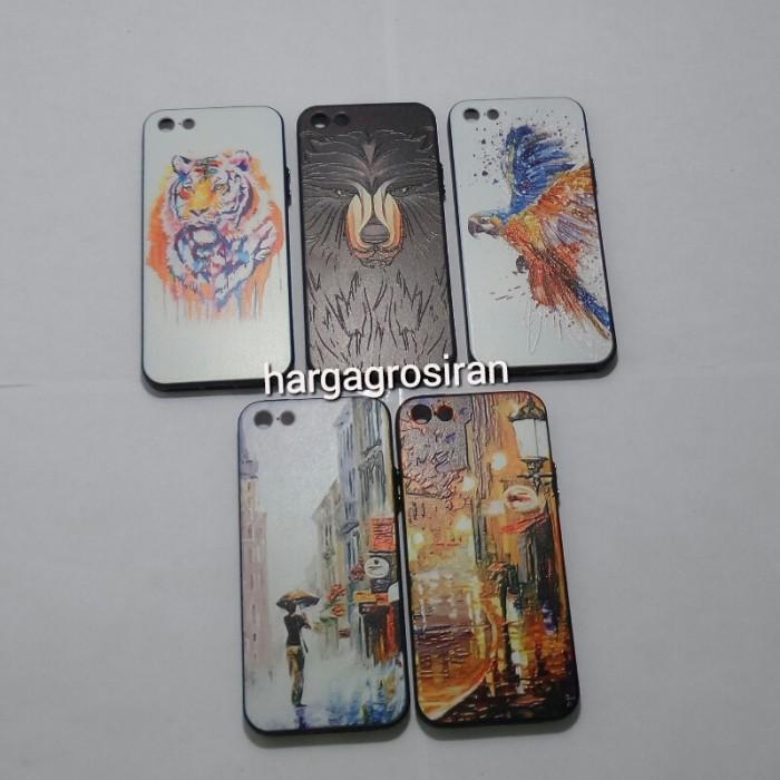 harga Softcase art iphone 5 / 5s - case seni lukisan ukiran 3d timbul Tokopedia.com