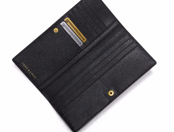 dbaecfb7441 Jual Dompet Wanita Branded Original Tory Burch robinson Slim Wallet ...