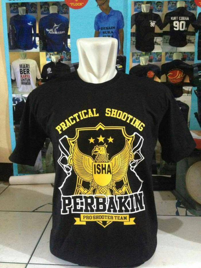 harga Kaos/t shirt keren perbakin penembak indonesia Tokopedia.com