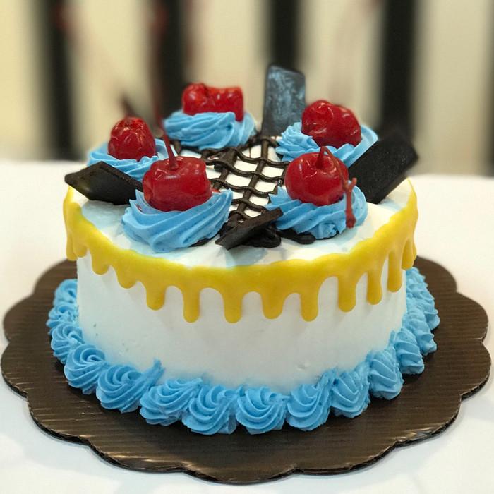 Jual Cake Mini Tart Ulang Tahun Uk 14cm Jakarta Selatan Xoxo Bread And Cake Tokopedia