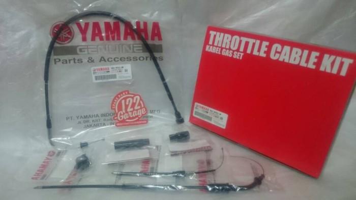 harga Kabel gas set karbu dan pompa oli rx-king master dan muda ori yamaha Tokopedia.com