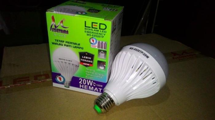 harga Lampu emergency mitsuyama 20 watt led Tokopedia.com