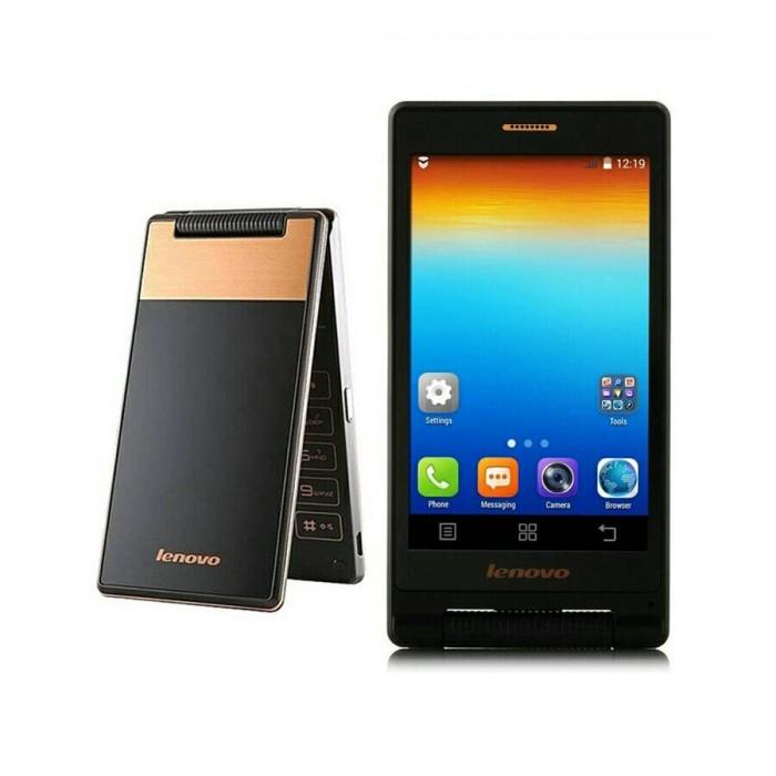 harga Lenovo a588t | android flip phone Tokopedia.com