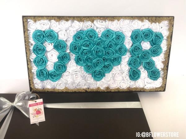 harga Bloom Box Flowers Buket Bunga Satin Edelweis Edelweiss Wisuda Tokopedia.com