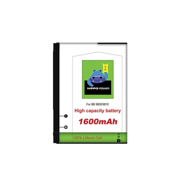 harga Hippo baterai blackberry bb fs1 torch 1 9800 / torch 2 9810 1600 mah Tokopedia.com