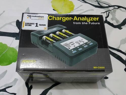 harga Baterai / Battery Charger Analyzer Powerex Mhc9000 Tokopedia.com