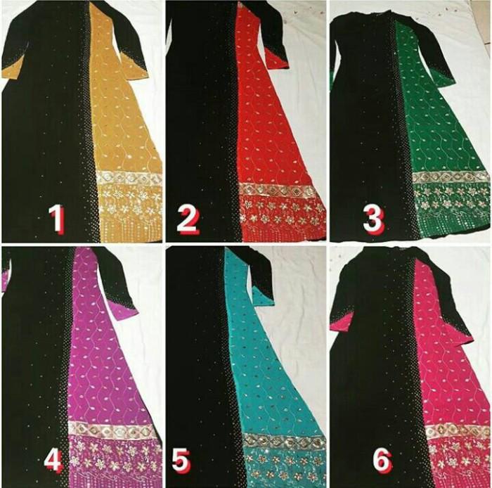 Katalog Abaya Sari India Travelbon.com