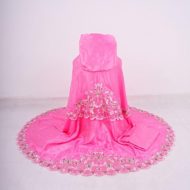 PROMO Terbatas Mukena Susun Tanjung Pink Muda