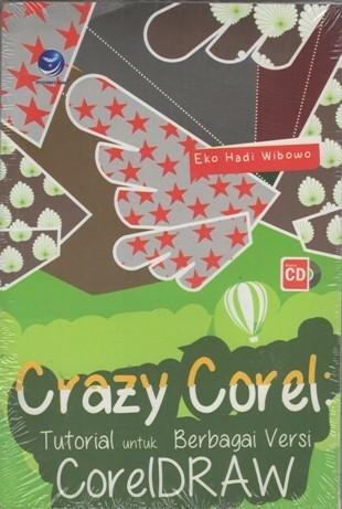 harga Crazy corel tutorial untuk berbagai versi coreldraw Tokopedia.com