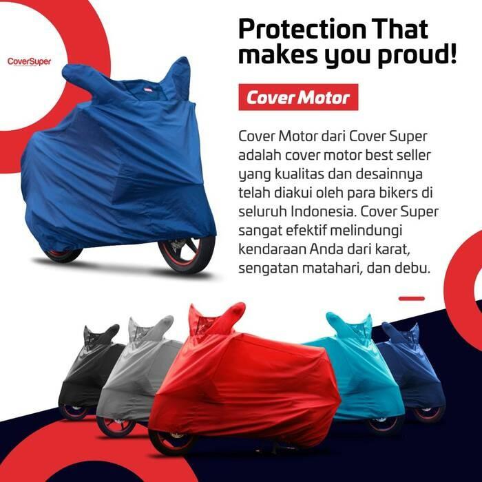 harga Cover motor sarung motor selimut motor yamaha rx king berkualitas Tokopedia.com