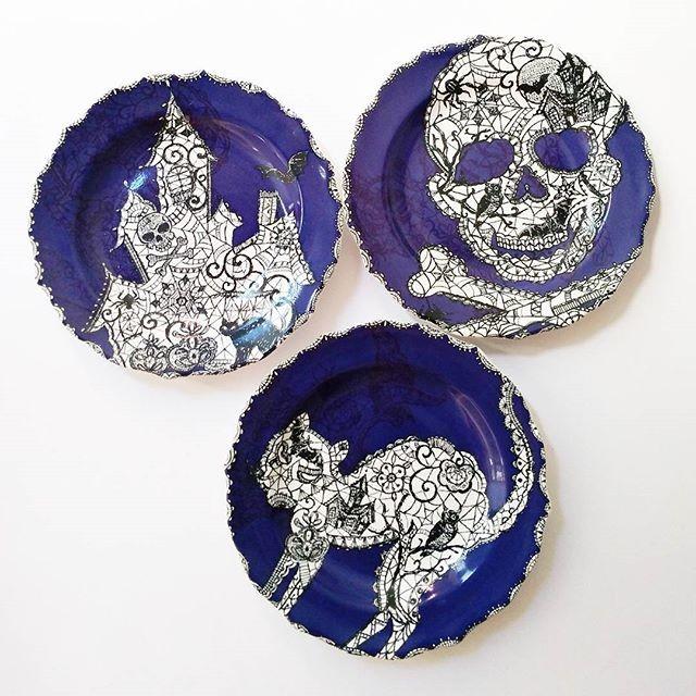 harga Piring makan / hias sango motif wiccan world Tokopedia.com