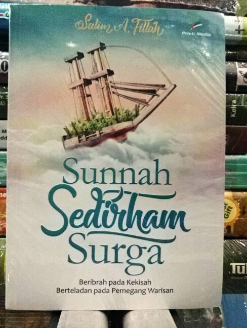 harga Buku sunnah sedirham surga salim a fillah pro u media Tokopedia.com