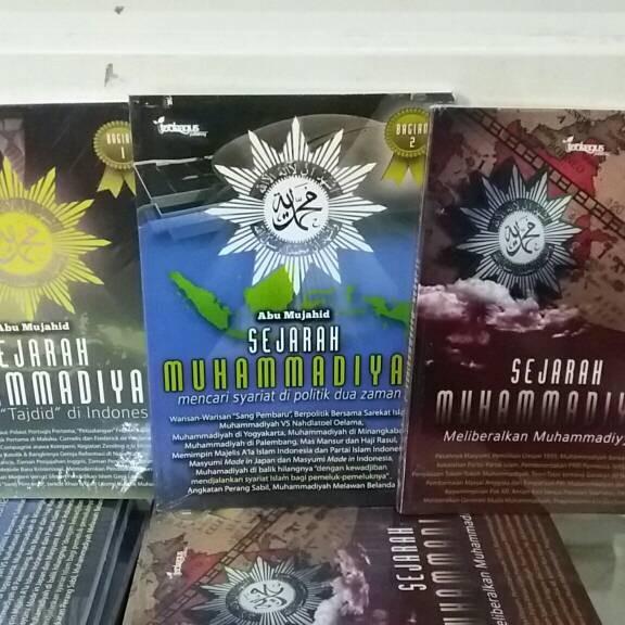 harga Sejarah muhammadiyah 3 buku Tokopedia.com