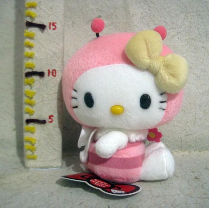 Jual Boneka Hello Kitty Original Sanrio Pink Bee Costume Lil Nut