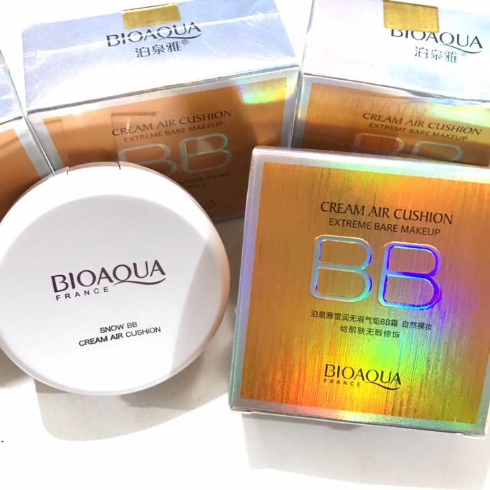 Jual Bioaqua Bb Cream Air Cushion Kota Bandung Serba Murah Bandung Tokopedia