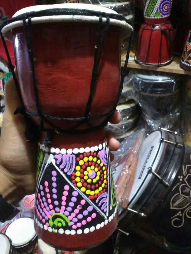 harga Jimbe tinggi 20 cm - alat musik tradisional jawa - mainan anak murah Tokopedia.com