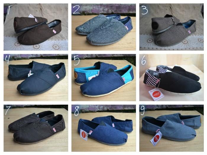 harga Sepatu Wakai Pria - Wakai Casual Trendy Simpel Keren Tokopedia.com