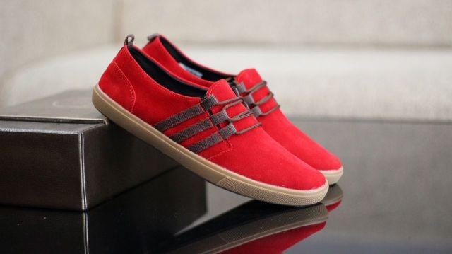 Foto Produk SALE! SEPATU PRIA CASUAL LOAFERS ADIDAS STANCOLLYMORE IMPORT dari gudang_sepatu