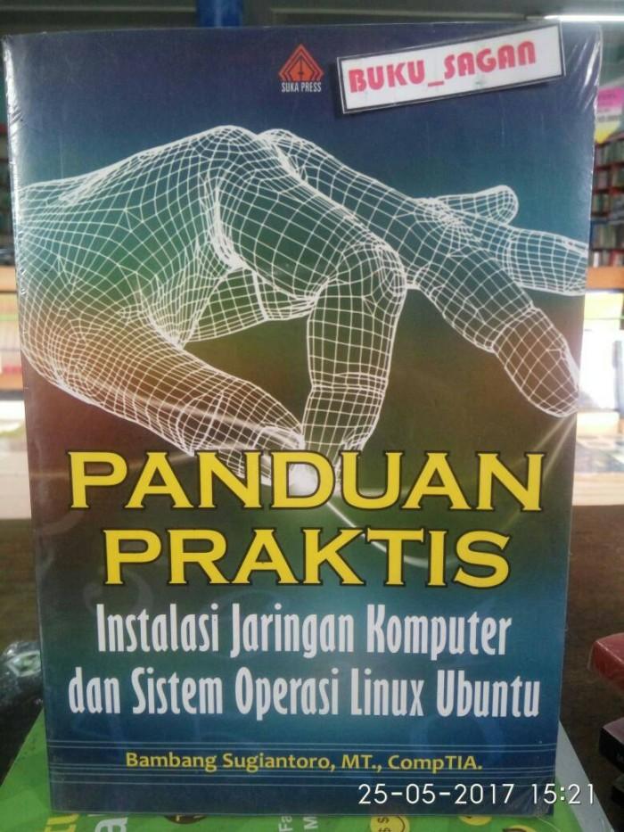 harga Buku panduan praktis instalasi jaringan komputer bambang sugiono wd Tokopedia.com