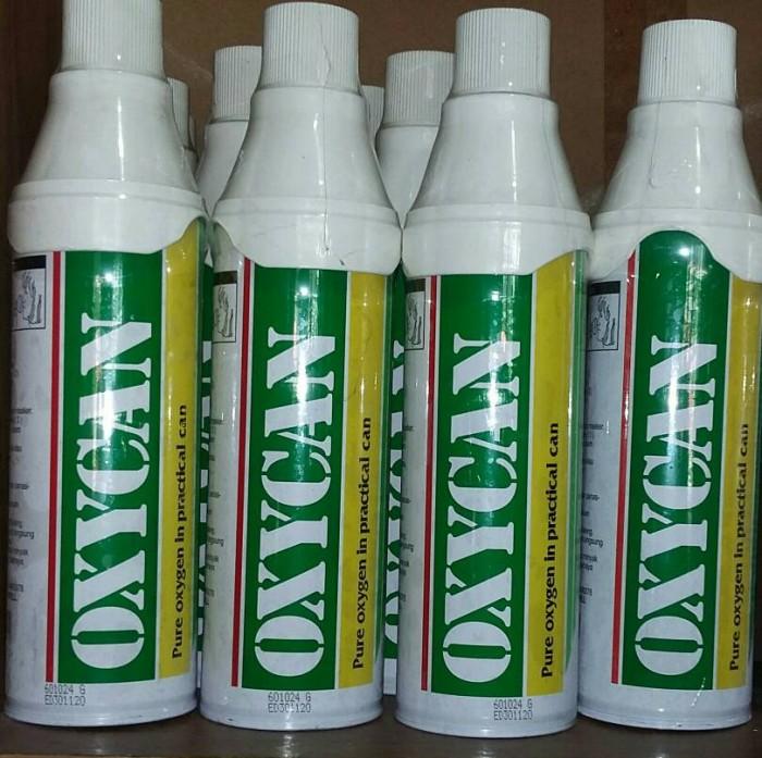 harga Oxycan botol / tabung oxycan / oxycan kecil / oksigen botol / oksigen Tokopedia.com