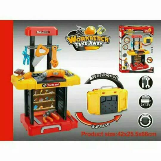 harga Workbench tools set Tokopedia.com