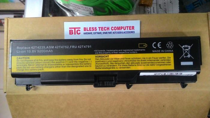 harga Replacement baterai laptop lenovo thinkpad edge 14, 15 inch e40, e420 Tokopedia.com
