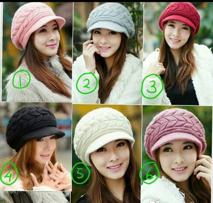 ... harga Topi kupluk   cap untuk winter   musim dingin Tokopedia.com. Rp.  115000 1a2704c5ea