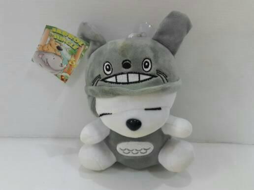 Boneka mashimaro kostum totoro