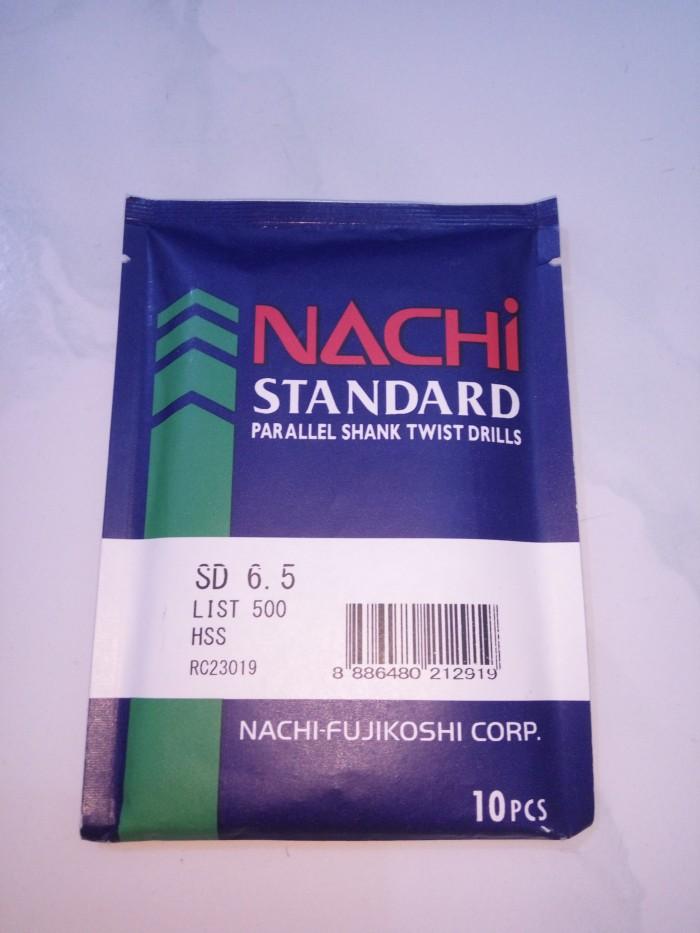 harga Mata bor besi nachi 6.5mm Tokopedia.com