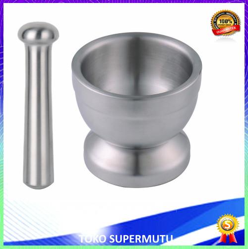 harga Alat penumbuk bumbu mortar ingredient mi-100 Tokopedia.com