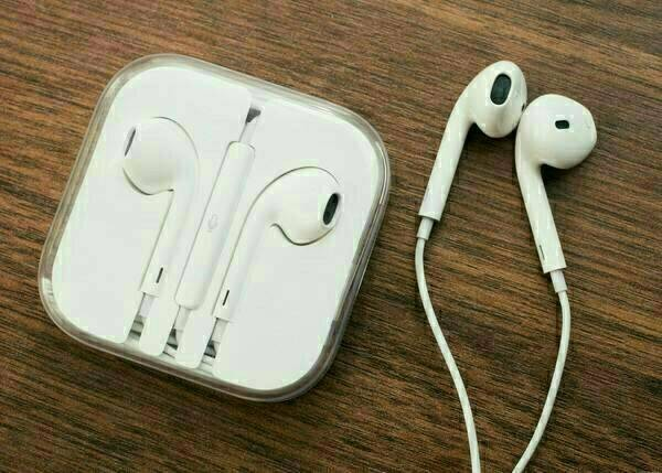 harga Handsfree earpod iphone 4 5 6 headset original oem earphone Tokopedia.com