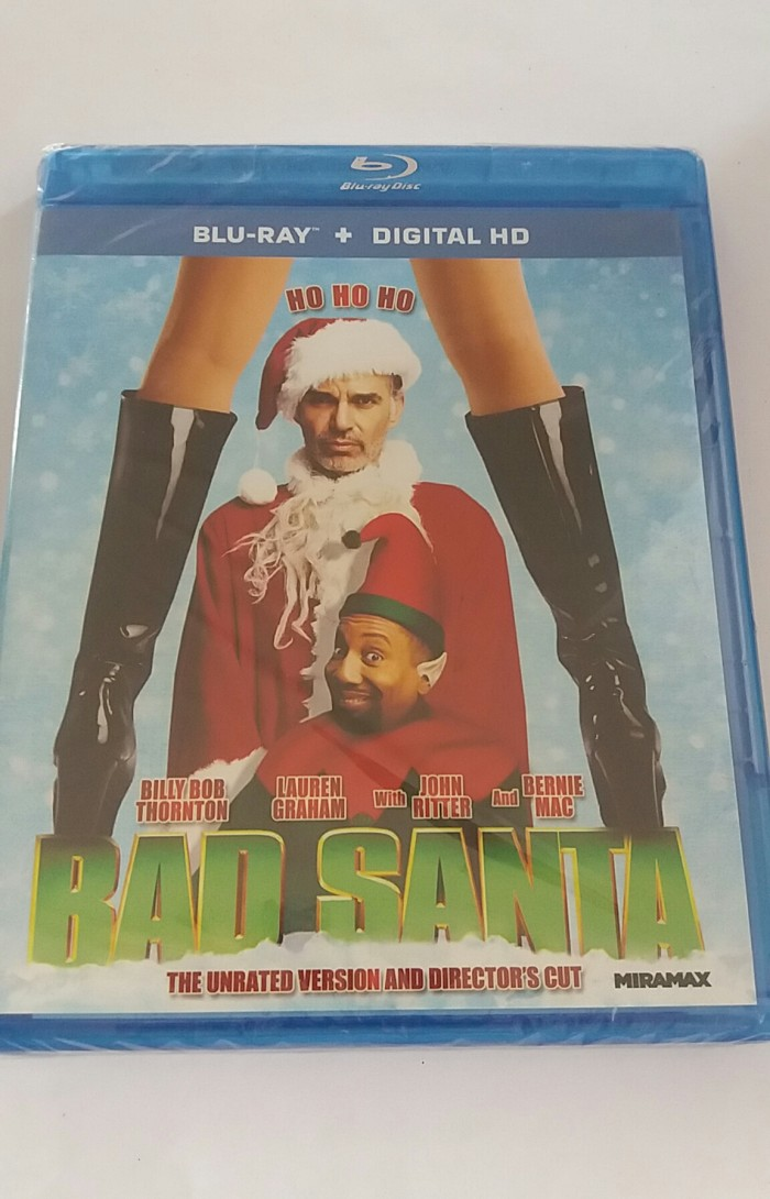 harga Bluray - bad santa Tokopedia.com