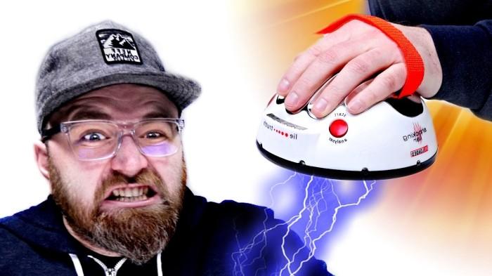 harga polygraph shocking liar micro electric shock lie detector truth game Tokopedia.com